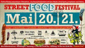 Alle Feste -Street Food Festival Nördlingen - Fürst Walllerstein Brauhaus