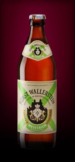 Fürsten Weissbier Original Alkoholfrei